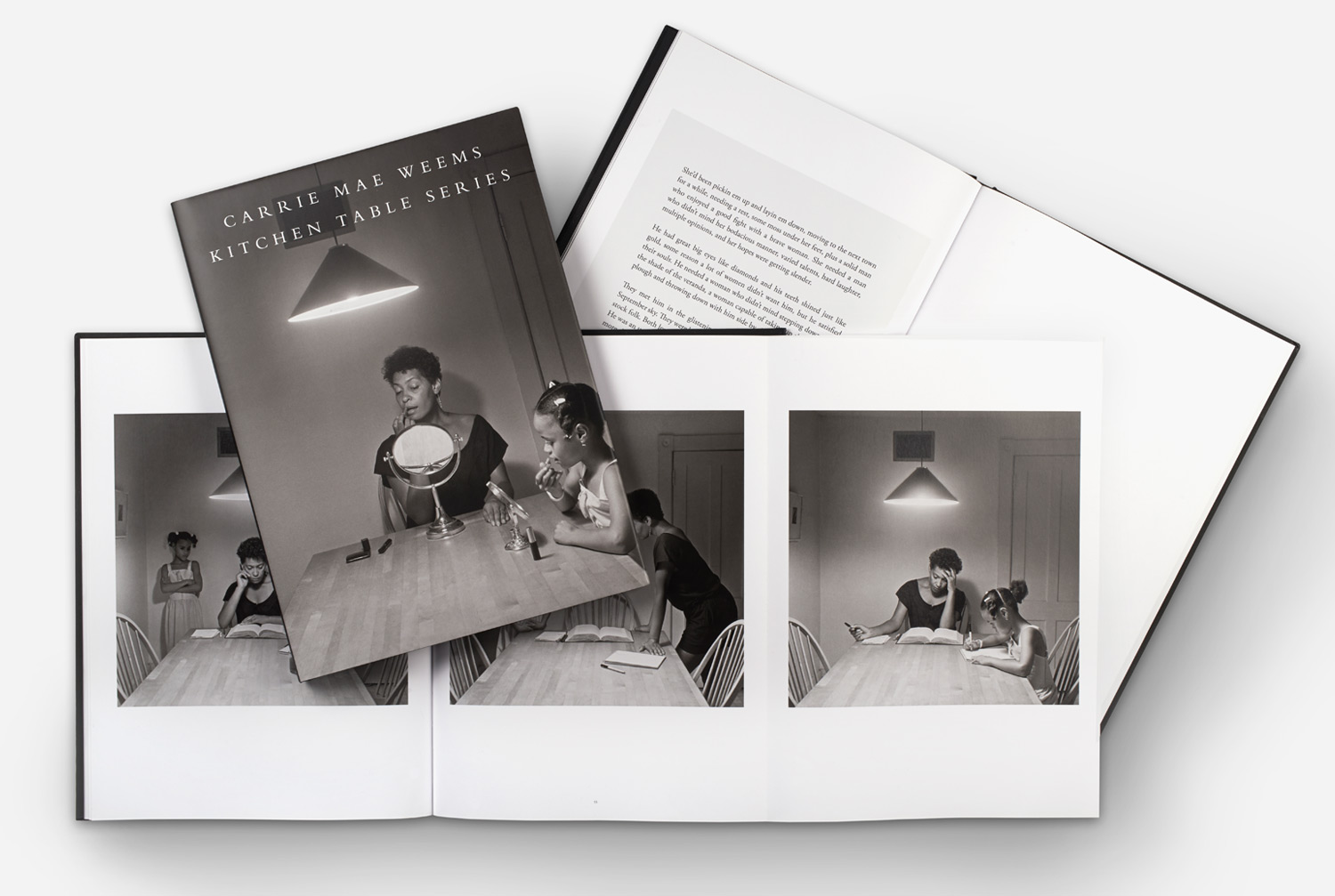 Carrie Mae Weems Kitchen Table Series Matsumoto Incorporated